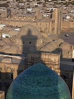 Shade of Kalan Minarat on the Taqis Photograph: Mark & Michelle